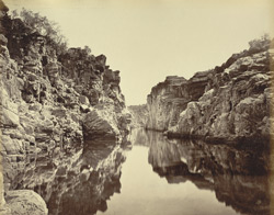The Marble Rocks [Bheraghat], Jabalpur 58